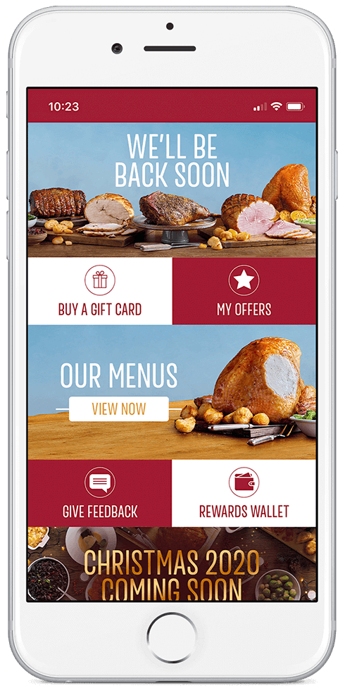 Download the Toby Carvery App & get an exclusive treat