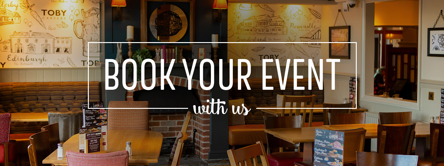 Events at Toby Carvery Barnes Park