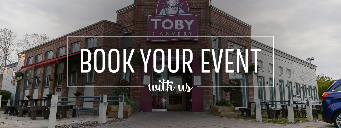 Events at Toby Carvery Basildon
