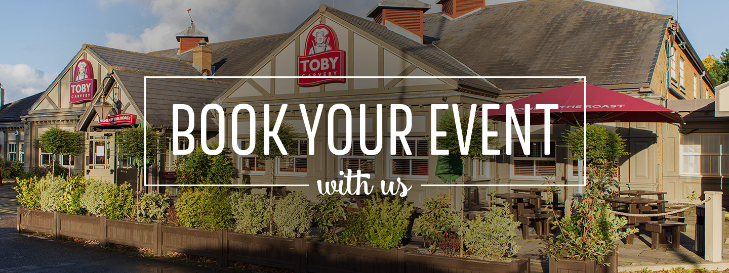 Events at Toby Carvery Kenton Bank