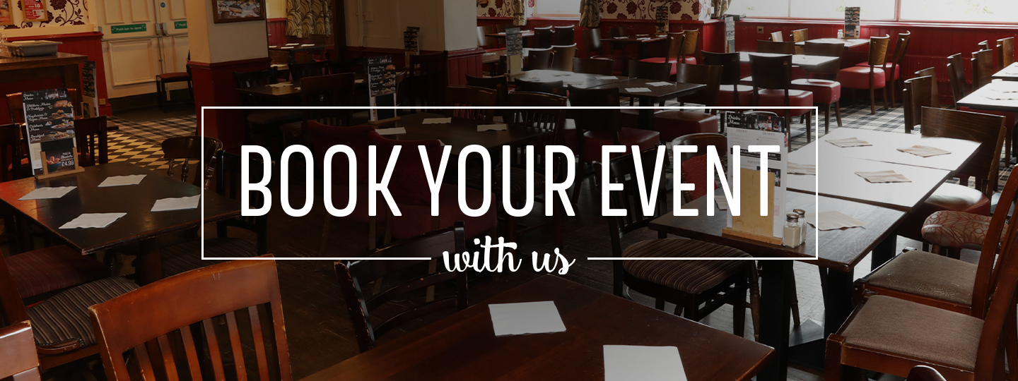 Events at Toby Carvery Moby Dick