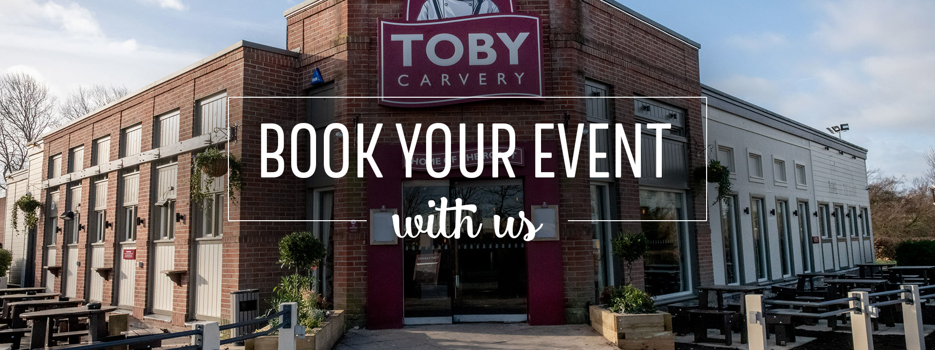 Events at Toby Carvery Ormskirk