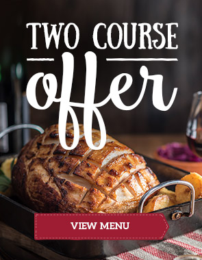 Two Course Meal deal at Toby Carvery Chaddesden