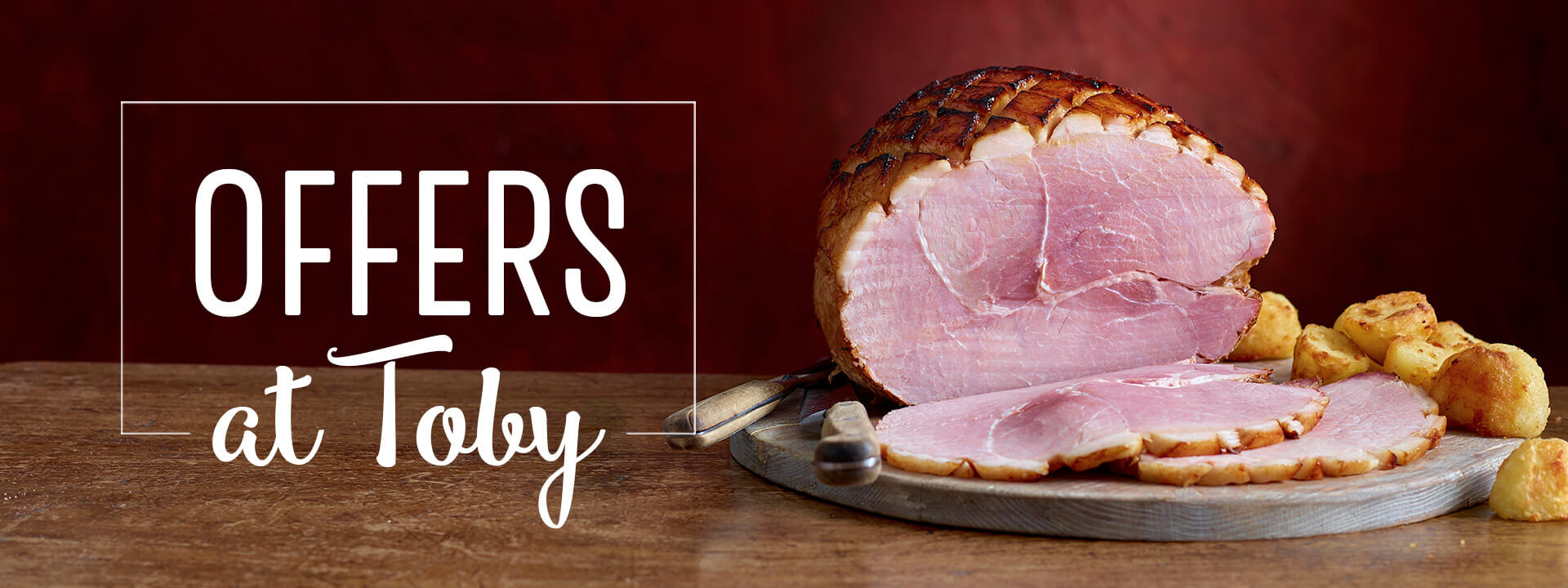 Offers at Toby Carvery Whitewebbs House