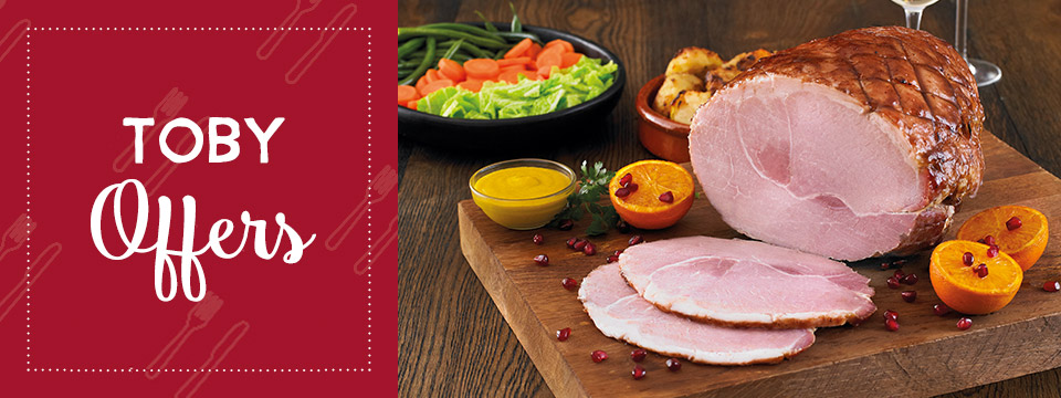 Offers at Toby Carvery Loughborough