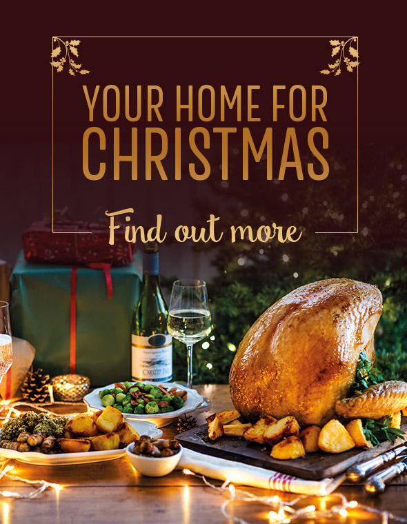 Christmas at Toby Carvery Festival Park