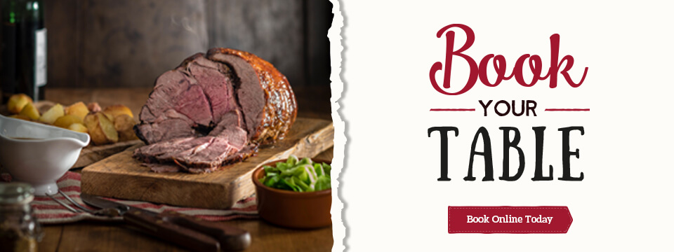 Book your table at Toby Carvery Festival Park