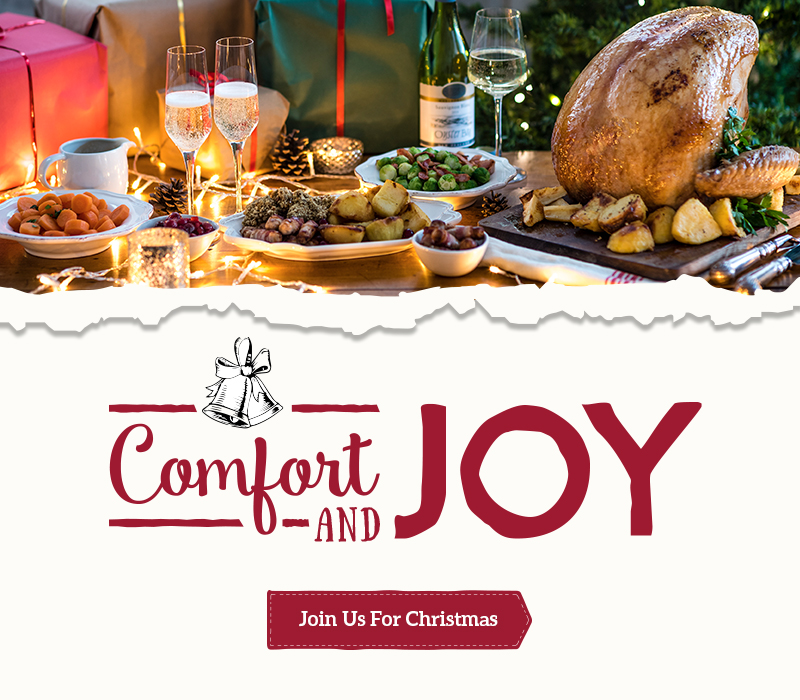 Christmas at Toby Carvery Morecambe