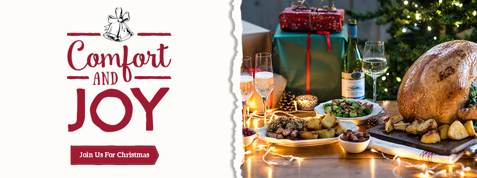 Christmas at Toby Carvery Basingstoke