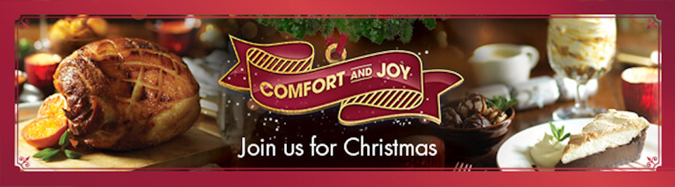 Christmas at Toby Carvery Caerphilly