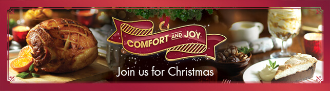 Christmas at Toby Carvery Downlands