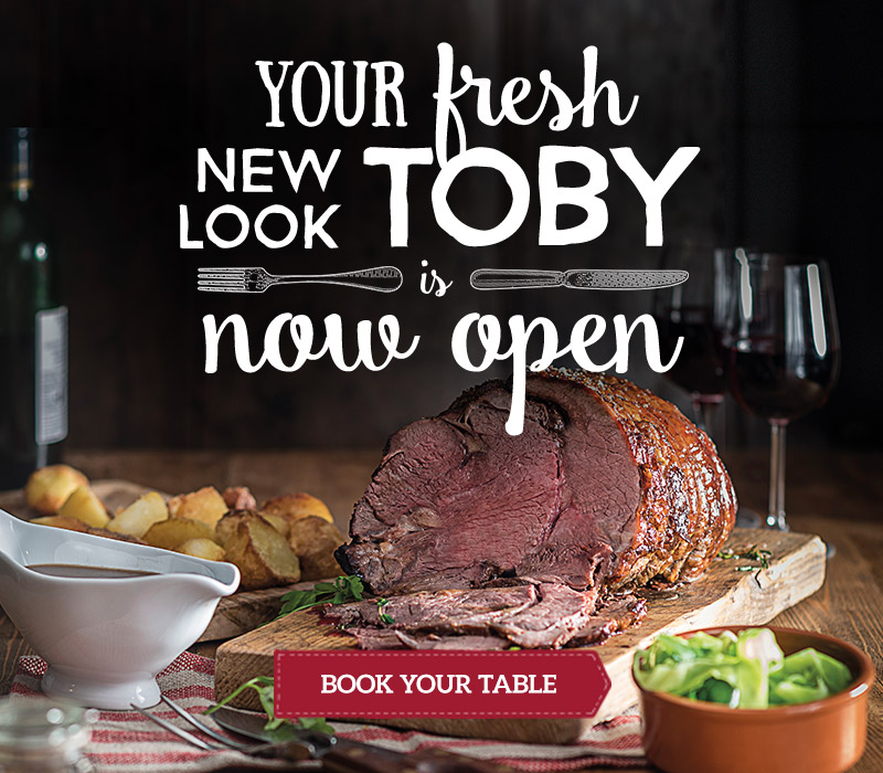 Toby Carvery Marton is closing for a makeover