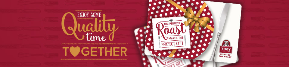 Enjoy some quality time together - The perfect roast makes the perfect gift