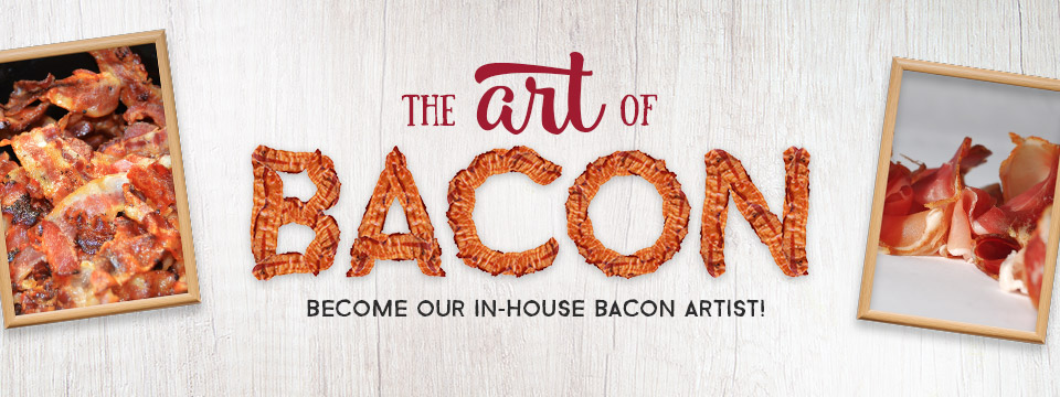 The Art of Bacon at Toby Carvery