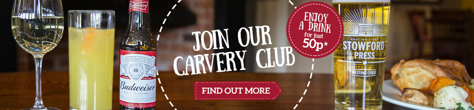 Carvery Club at Toby Carvery
