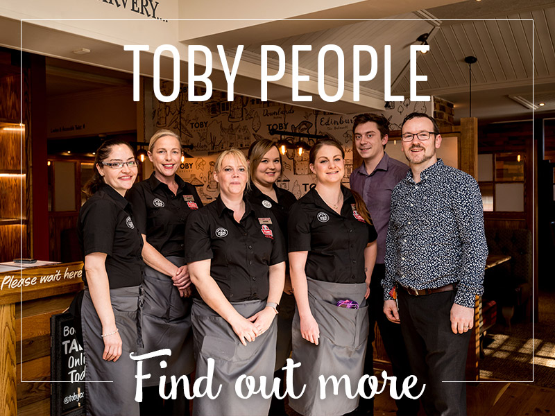 Roast everyday of the week at Toby Carvery