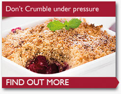 Tips for making crumble
