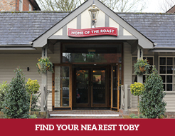 Find a Toby Carvery