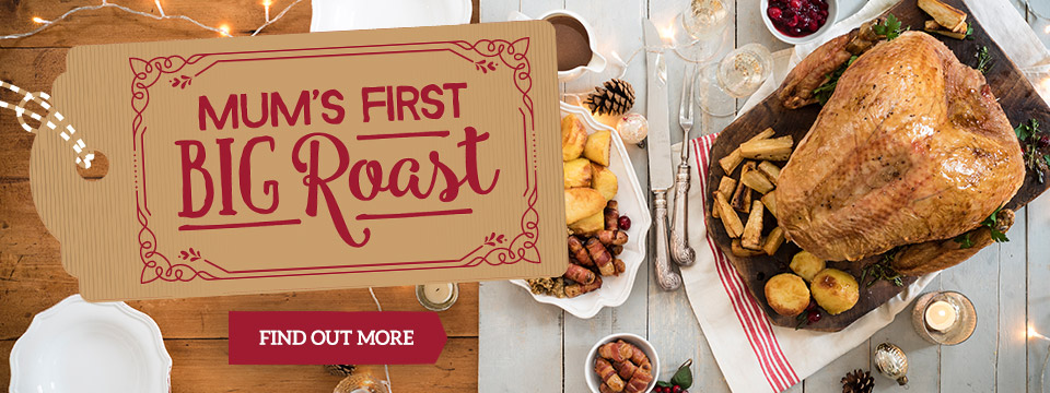 Watch our Mum's First Big Roast at Toby Carvery Park Place