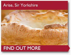 Tips for the perfect Yorkshire Pudding