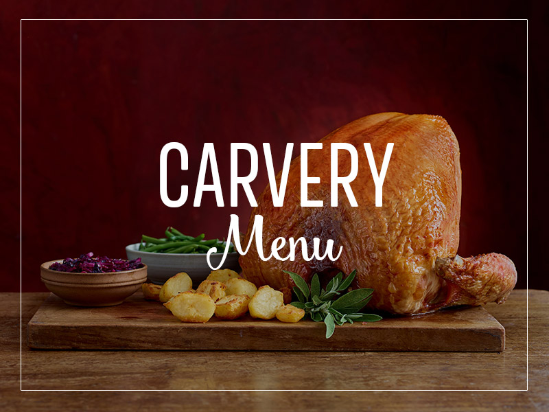 All Day Carvery Menu from £8 99 (incl  Lamb) at Toby Carvery