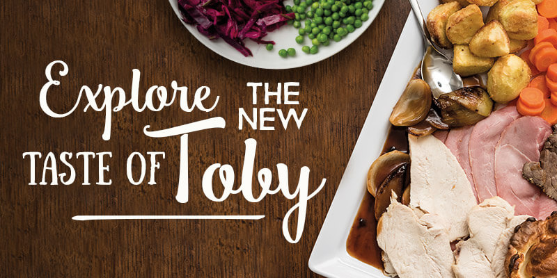 Explore a new taste of Toby